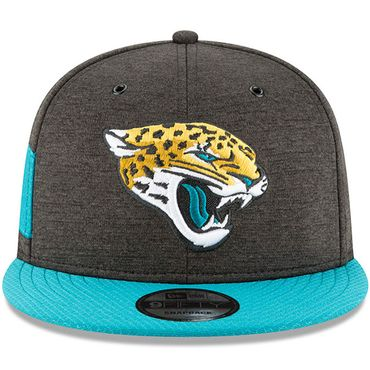 New Era Snapback 9FIFTY NFL 2018 Jacksonville Jaguars Football Sideline 11762519 – Bild 3