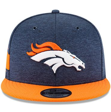 New Era Snapback 9FIFTY NFL 2018 Denver Broncos Football Sideline 11762569 – Bild 3