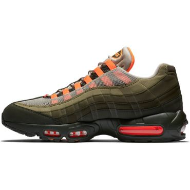 Nike Air Max 95 OG Herren Sneaker khaki orange AT2865 200 – Bild 2