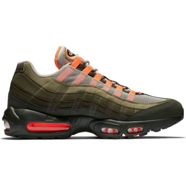 Nike Air Max 95 OG Herren Sneaker khaki orange AT2865 200 – Bild 1