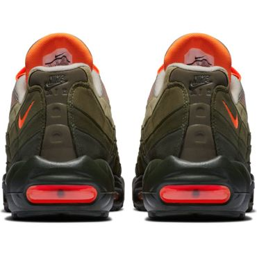 Nike Air Max 95 OG Herren Sneaker khaki orange AT2865 200 – Bild 4