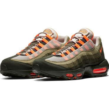 Nike Air Max 95 OG Herren Sneaker khaki orange AT2865 200 – Bild 3