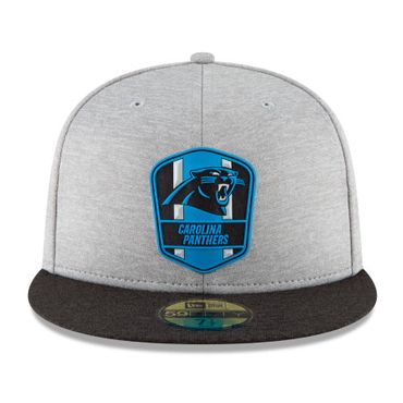 New Era Fitted On Field Cap 59Fifty Carolina Panthers Official Sideline Away 11762975 – Bild 3