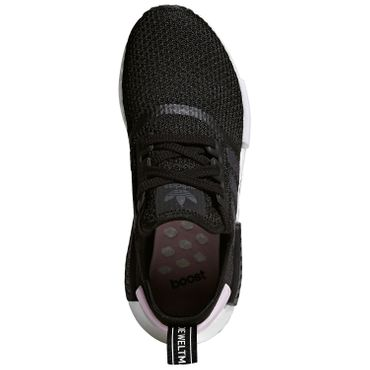 adidas Originals NMD_R1 W Damen Sneaker core black clear pink B37649 – Bild 4