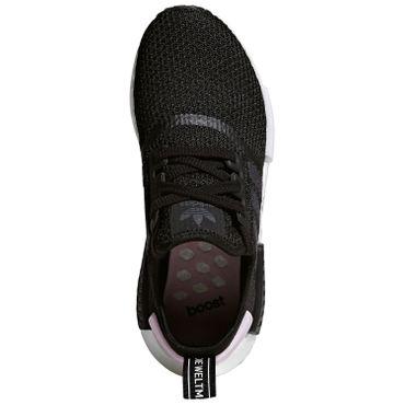 adidas Originals NMD_R1 W Damen Sneaker core black clear pink B37649 – Bild 4