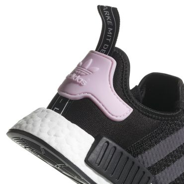 adidas Originals NMD_R1 W Damen Sneaker core black clear pink B37649 – Bild 2
