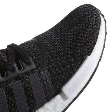 adidas Originals NMD_R1 W Damen Sneaker core black clear pink B37649 – Bild 3