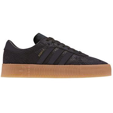 adidas Originals Sambarose W Damen schwarz braun B28157 – Bild 1