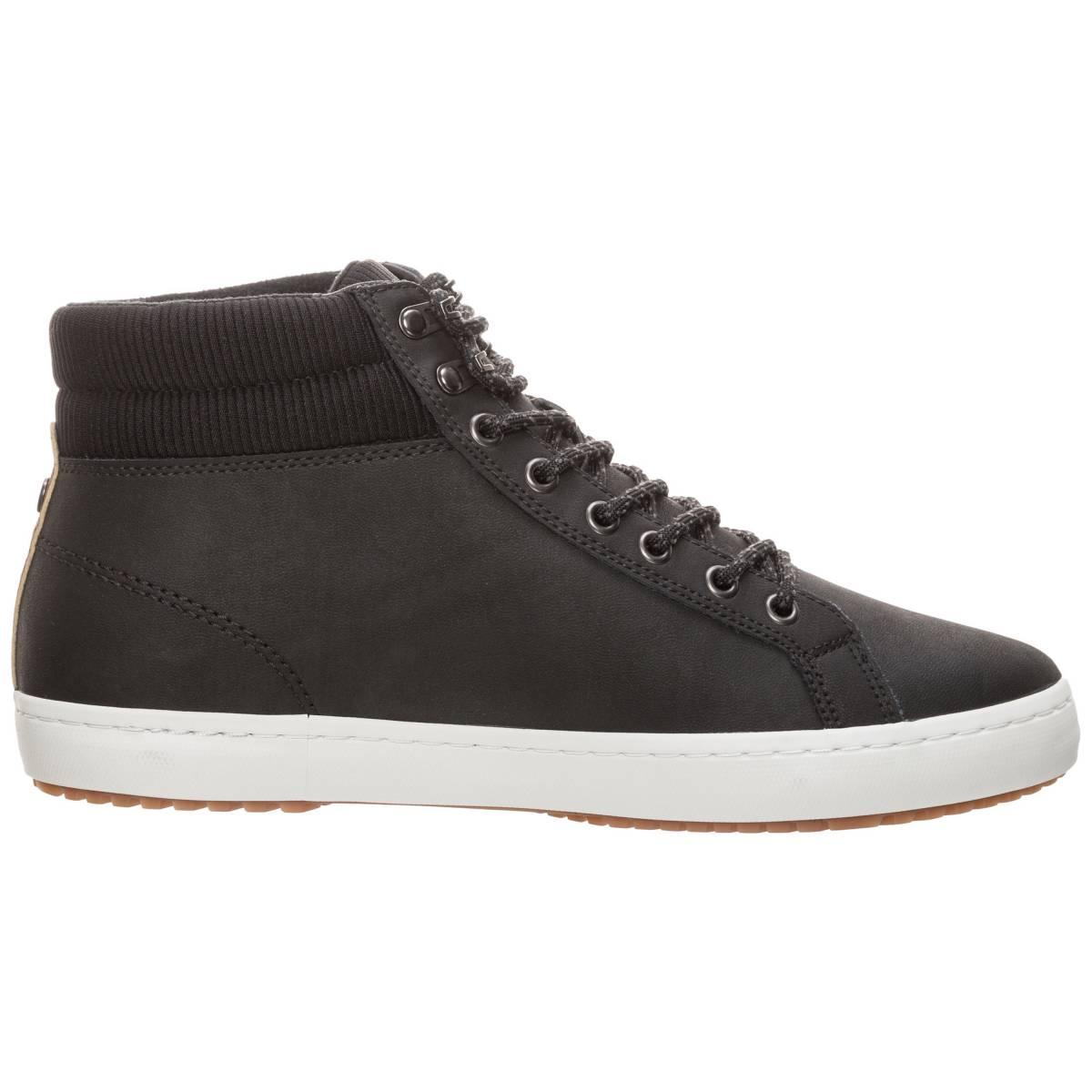 Sneaker 7 Schwarz Herren Straightset Lacoste 36cam006402h Insulate txwOqBX