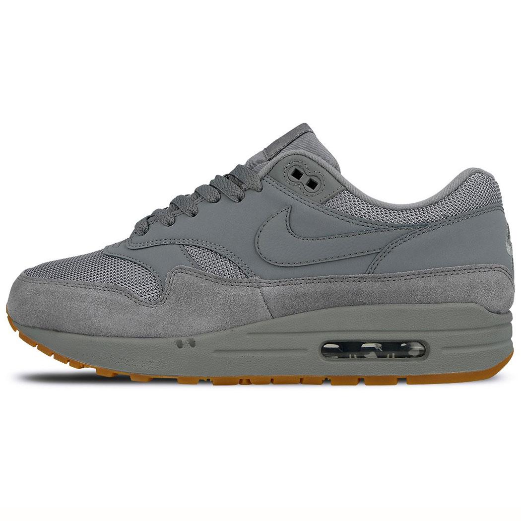 more photos abc93 c4a98 ... new style nike air max grå 1 herren sneaker cool grå max ah8145 005  fe8f96 f7a82