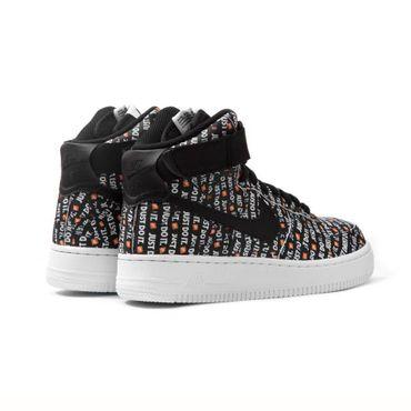 sneakers for cheap ffada 33015 Nike WMNS Air Force 1 Hi LX  quot Just Do It quot  Damen AO5138 001