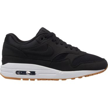 Nike WMNS Air Max 1 Damen Sneaker schwarz 319986 037 – Bild 1
