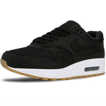 Nike WMNS Air Max 1 Damen Sneaker schwarz 319986 037 – Bild 3