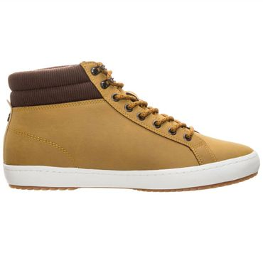 Lacoste Straightset Insulate Herren Sneaker tan 7-36CAM006451W – Bild 1