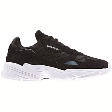 adidas Originals Falcon W Damen Sneaker core black B28129