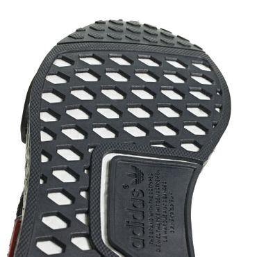 adidas Originals NMD_R1 Sneaker schwarz rot B37618 – Bild 6
