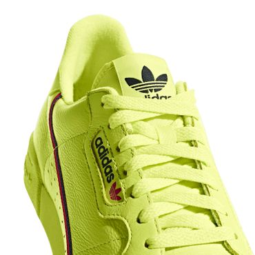 adidas Originals Continental 80 Sneaker neongelb frozen yellow B41675 – Bild 3