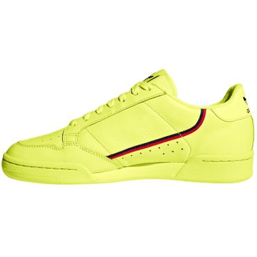 adidas Originals Continental 80 Sneaker neongelb frozen yellow B41675 – Bild 2