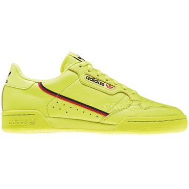 adidas Originals Continental 80 Sneaker neongelb frozen yellow B41675 – Bild 1