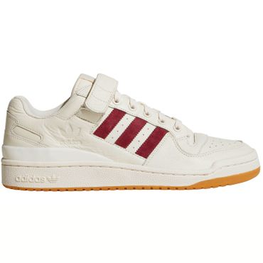 adidas Originals Forum Low weiß bordeaux CQ0997 – Bild 1