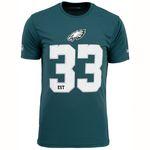 New Era Philadelphia Eagles – NFL Supporters – Tee grün 11840685