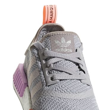 adidas Originals NMD_R1 W Damen Sneaker light granite B37647 – Bild 2