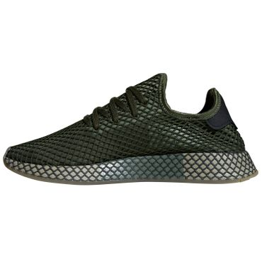 adidas Originals Deerupt Runner Herren Sneaker base green B41771 – Bild 2
