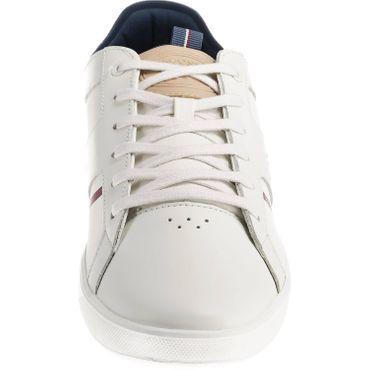 Lacoste Novas 418 1 SPM Sneaker off white navy 7-36SPM0034WN8 – Bild 4