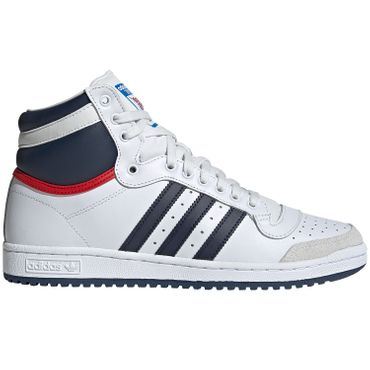adidas Originals Top Ten Hi weiß blau rot D65161 – Bild 1