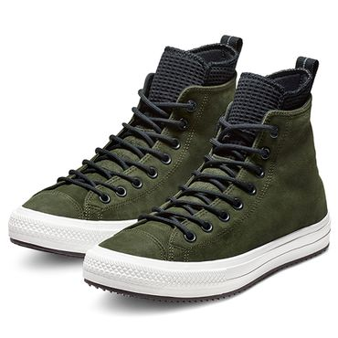 Converse Chuck Taylor All Star WP Boot Hi grün 162408C – Bild 3