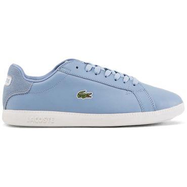 Lacoste Graduate 418 Damen Sneaker blau weiß 7-36SPW0030TS1