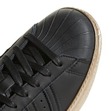 adidas Originals Superstar 80s New Bold W Sneaker schwarz gold B28041 – Bild 2