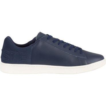Lacoste Carnaby Evo 418 Sneaker navy 7-36SPM0015B98