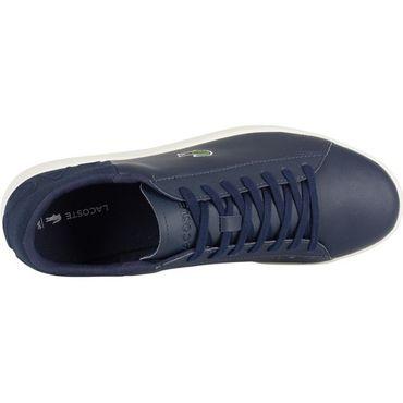 Lacoste Carnaby Evo 418 Sneaker navy 7-36SPM0015B98 – Bild 5
