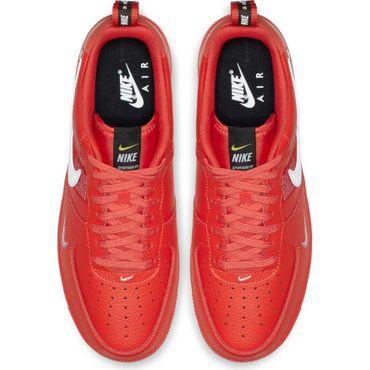 Nike Air Force 1 '07 LV8 Utility Herren Sneaker rot AJ7747 800 – Bild 5