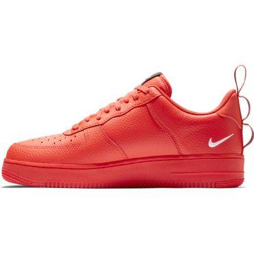 Nike Air Force 1 '07 LV8 Utility Herren Sneaker rot AJ7747 800 – Bild 2