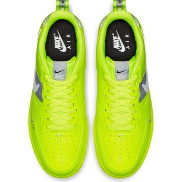 Nike Air Force 1 '07 LV8 Utility Herren Sneaker volt AJ7747 700 – Bild 4