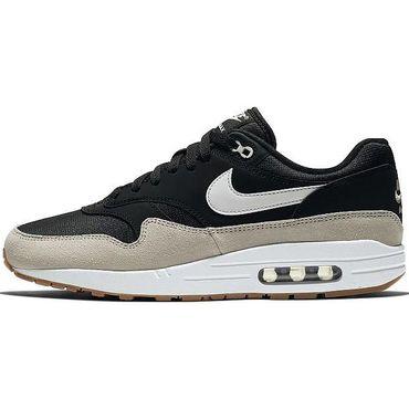 Nike Air Max 1 Herren Sneaker schwarz weiß AH8145 009 – Bild 2