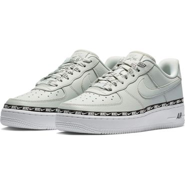 Nike Air Force 1 ' 07 SE PRM Damen Sneaker light silver AH6827 003 – Bild 3