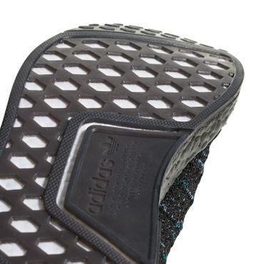 adidas Originals NMD_R1 STLT Parley PK schwarz blau AQ0943 – Bild 4