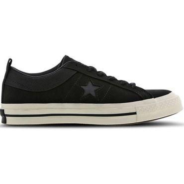 Converse Chuck Taylor One Star Ox schwarz 162545C – Bild 1