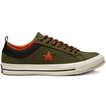 Converse Chuck Taylor One Star Ox utility green 162544C