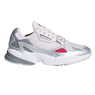 adidas Originals Falcon W Damen Sneaker silber weiß D96757 – Bild 1