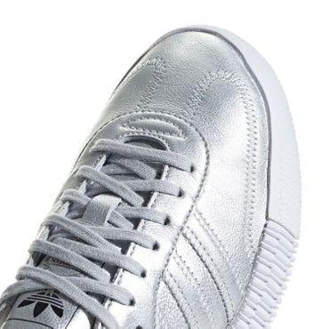 adidas Originals Sambarose W Damen silber weiß D96769 – Bild 2