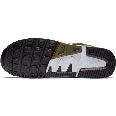Nike Air Span II Herren Sneaker schwarz grün AH8047 011 – Bild 6