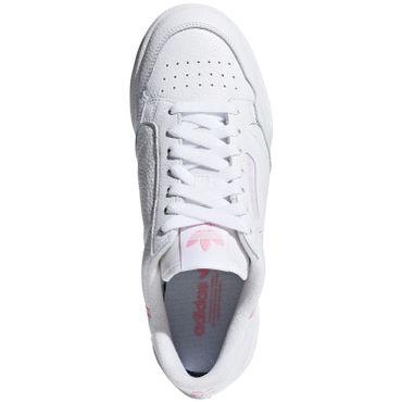 adidas Originals Continental 80 W Sneaker weiß rosa G27722 – Bild 5