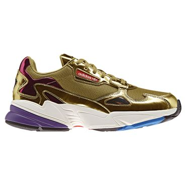 adidas Originals Falcon W Damen Sneaker gold metallic CG6247 – Bild 1