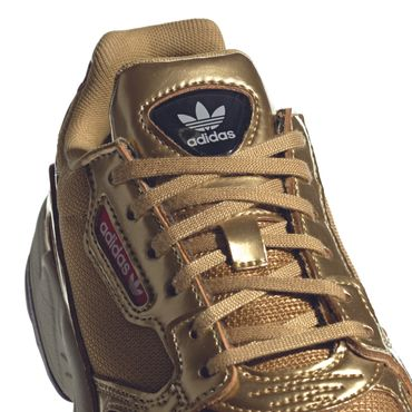 adidas Originals Falcon W Damen Sneaker gold metallic CG6247 – Bild 2