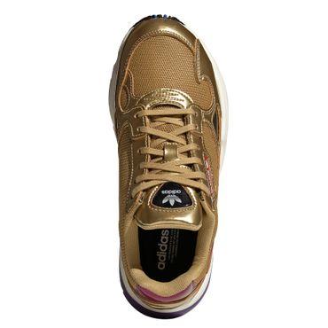 adidas Originals Falcon W Damen Sneaker gold metallic CG6247 – Bild 4