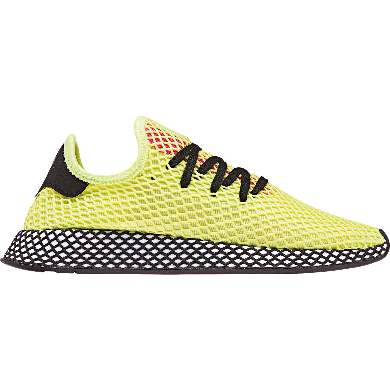 premium selection 1f135 fa7a0 adidas Originals Deerupt Runner Herren Sneaker gelb CG5943